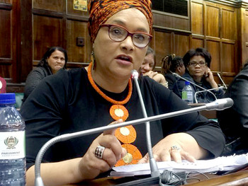 SA must move from victim-centred to prevention approach, Foster urges Parliament