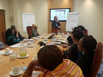 GALLERY: Masimanyane Board charts future course