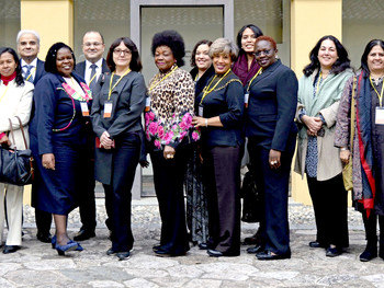 International Judicial Colloquium on Women's Access to Justice in the Context of Sexual Violence