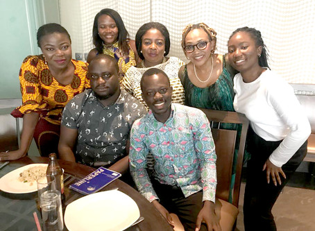 Masimanyane team meet Ghanaian reps