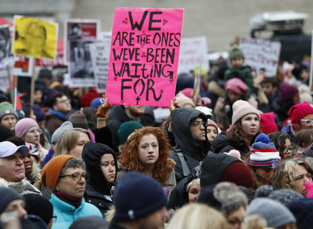 Why the Fight for Women's Rights Must Include Women of Color