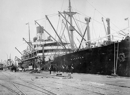 SS Waratah: The mystery of the 'Titanic of the South' lives on