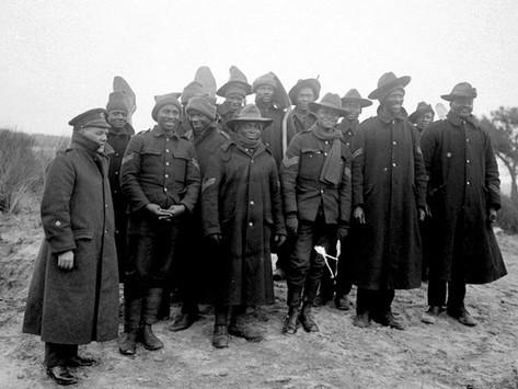 SS Mendi: Remembering Buffalo City's fallen