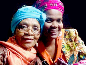 Khwezi's mother, Beauty Kuzwayo, dies