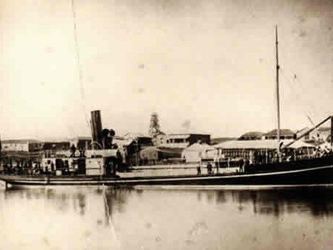 Shipwrecks of Buffalo City: The Quanza