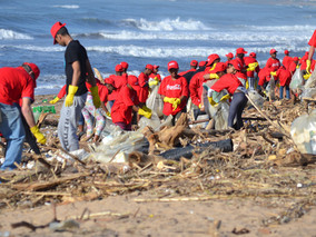 Coke to spearhead EL beach clean-up