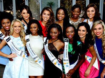 "Beauty pageants ""create a negative competitive spirit among women"""