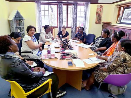 Masimanyane hosts African partner delegations