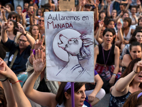 The shocking rape trial that galvanised Spain's feminists – and the far right