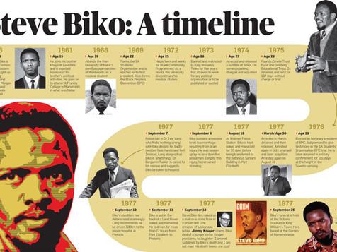 OUR PEOPLE: Steve Biko