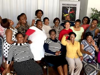 Rural women empowered at Masimanyane leadership retreat