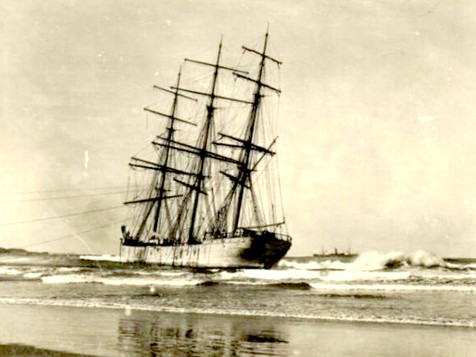 Shipwrecks of Buffalo City: S.S. Orient