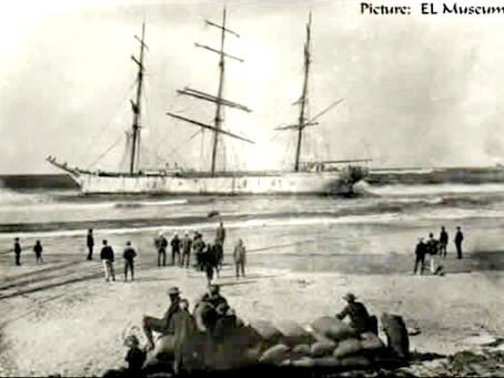 Shipwrecks of Buffalo City: SS Orient