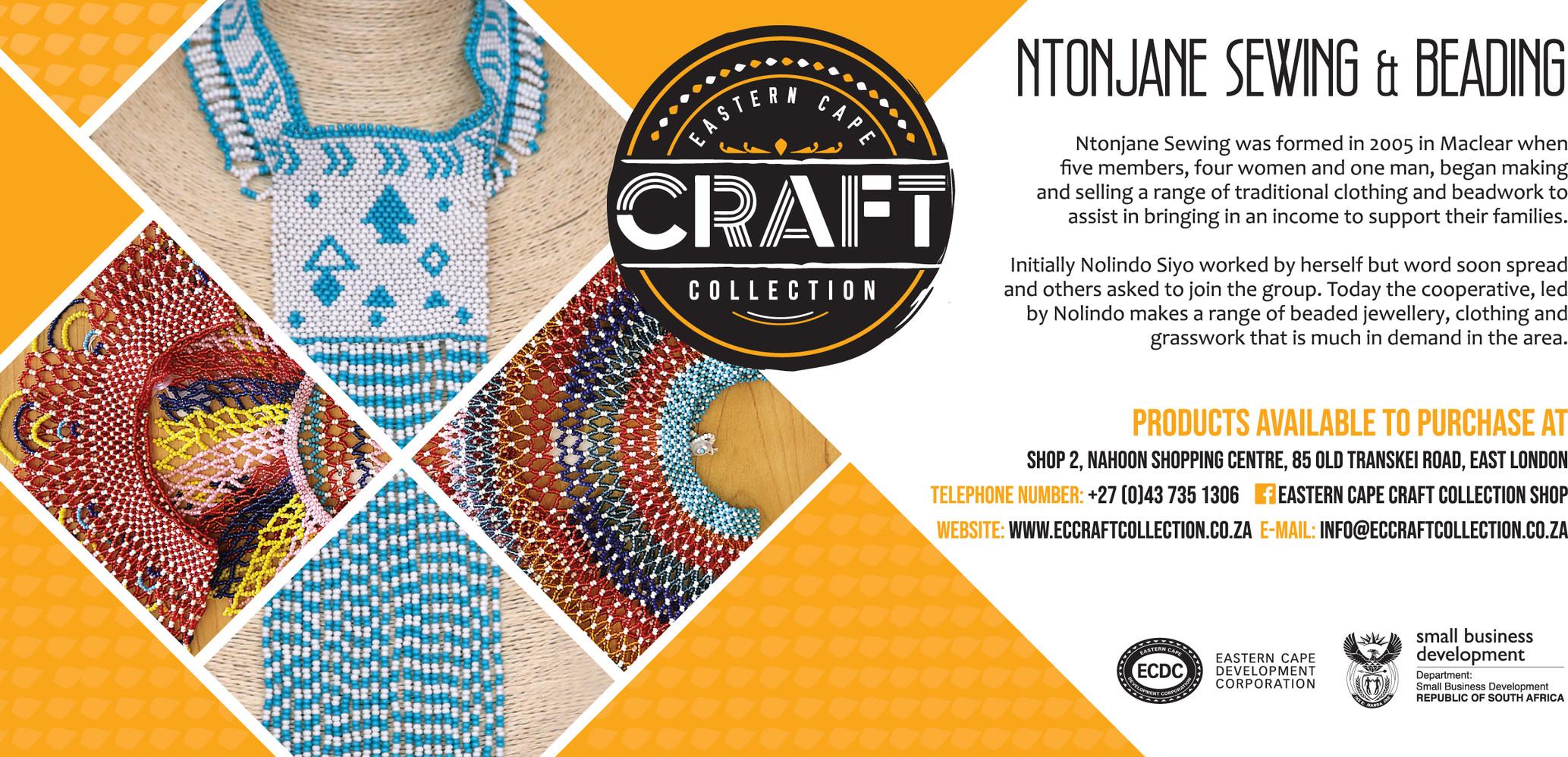 Ntonjane Sewing & Beading