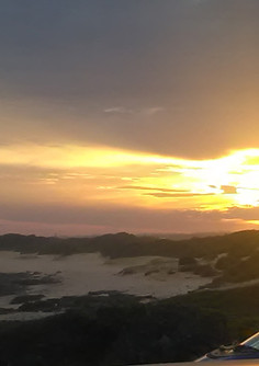 West Bank Sunset