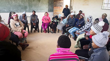 Self-Leadership Training at Nkqonkqweni