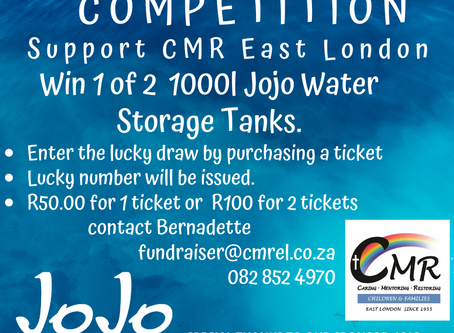 Win with CMR and Jojo Tanks