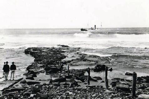 Shipwrecks of Buffalo City: The Valdivia
