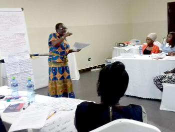 Training a new cadre of activists