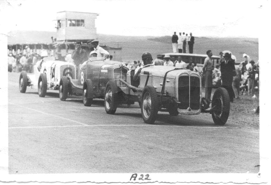 30s cars at start