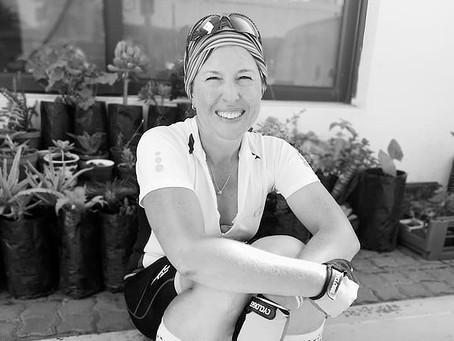 EL cyclist aims to cycle 28,000km circumnavigating the globe