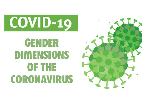 Gender Dimensions of COVID-19