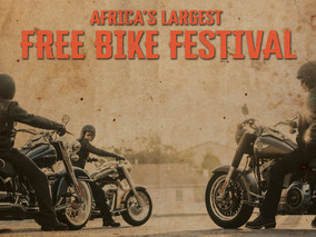 Are you ready for Africa's biggest free biking and lifestyle festival?