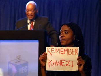 Remembering Khwezi