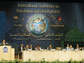 ICPD25: Women in charge of their bodies