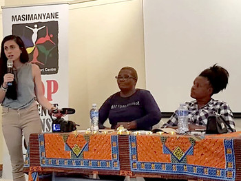 The fight for justice for Marikana families continues