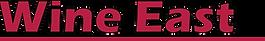 Wine East Logo