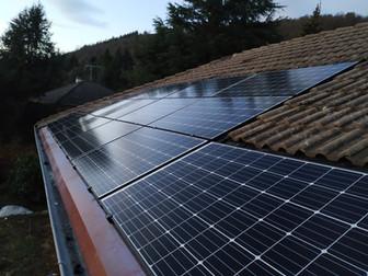 panneau solaire maison individuelle