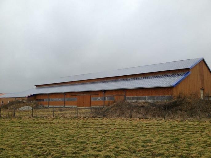 panneaux photovoltaique solaire