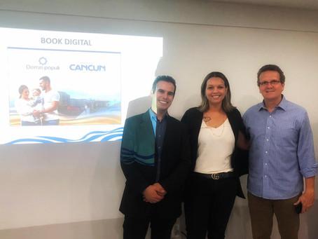 Grupo Bernardinelli participa do Meeting de Lançamento do Condomínio Cancún