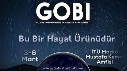 GOBİ 2019 3-6 Mart Tarihleri Arasında İTÜ Maçka Kampüsü'nde