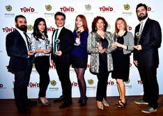 İz İletişim Altın Pusula'da 7 Ödül Kazanan İlk Ajans Oldu