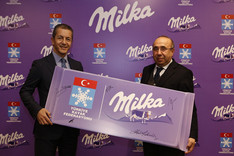Milka, Türkiye Kayak Federasyonu ve Milli Takımlar Ana Sponsoru Oldu