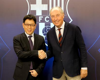 OPPO, FC Barcelona ile Olan Üç Yıllık İş Birliğini Yeniledi.