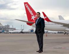 Corendon Airlines'ın 2018 Hedefi 3 Milyon Yolcu
