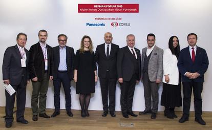 """RepMan Forum 2019'da """"Krizler Kaosa Dönüşürken İtibarı Nasıl Yöneteceğimiz"""" Konusu Ele Alındı"""