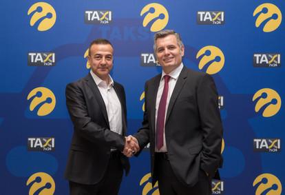 """Dijital taksi """"Taxi 7x24"""" ile Yollara Çıkıyor"""
