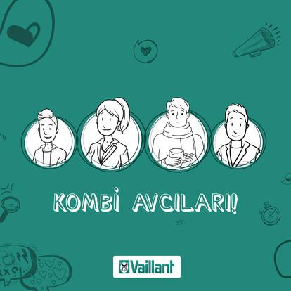"""Vaillant Türkiye, Kombi Avcıları Kampanyası ile """"Aradığın her şey Vaillant'ta var"""" Diyor"""