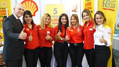 Shell&Turcas'ın Kadın İstihdamı Projesine Çalışma Bakanlığı'ndan Ödül