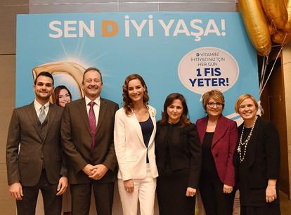 Türkiye'de 10 Kişiden 9'unda D Vitamini Eksikliği Görülüyor