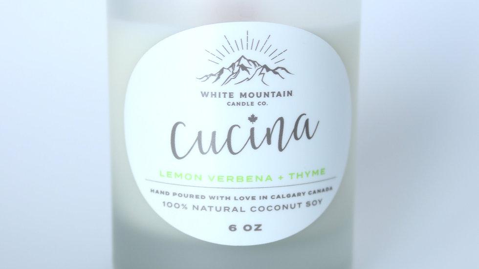 Lemon Verbena + Thyme