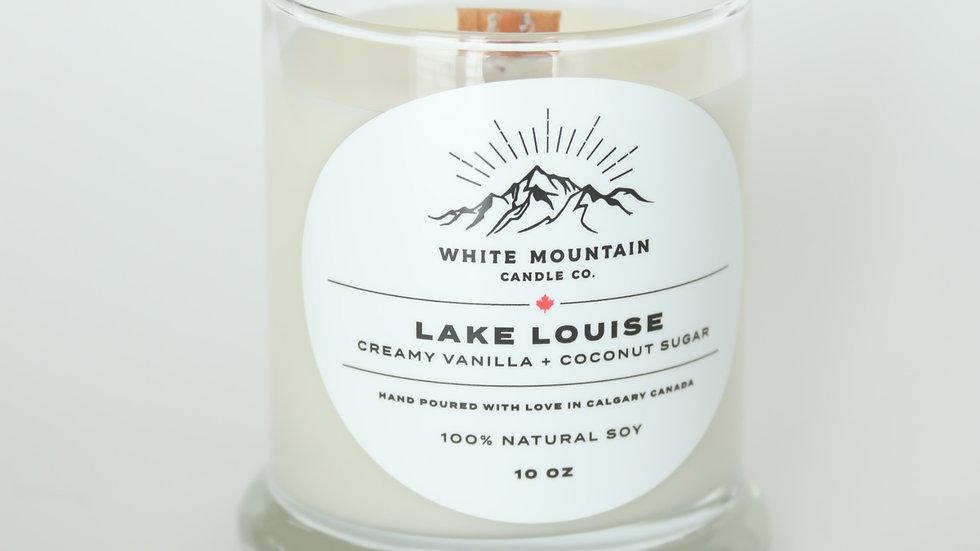 Lake Louise  -  Creamy Vanilla + Coconut Sugar