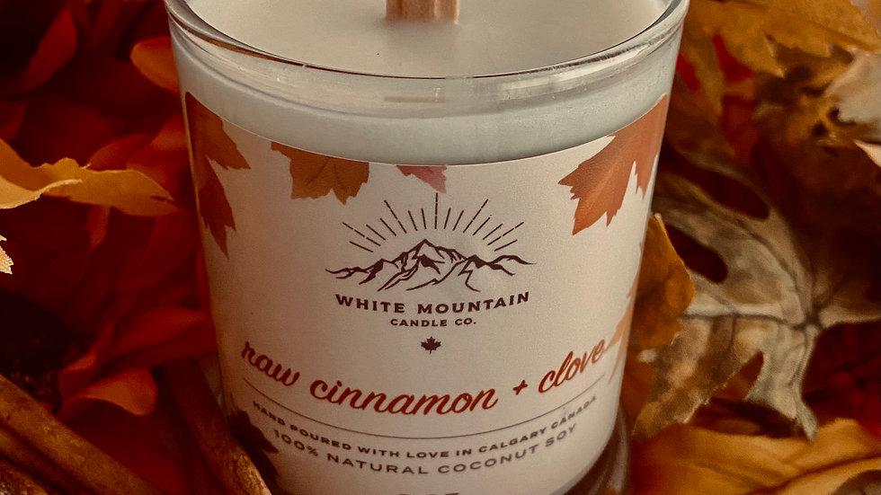 Raw Cinnamon + Clove