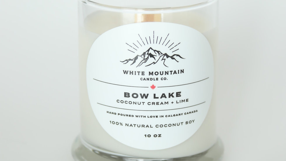 Bow Lake   -   Coconut Cream +Lime