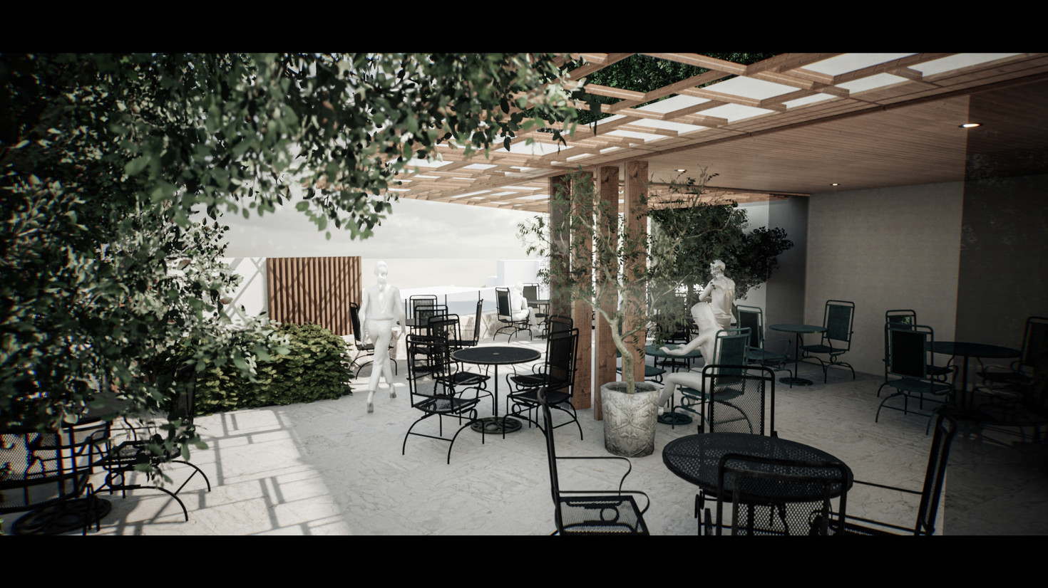 Central courtyard 2