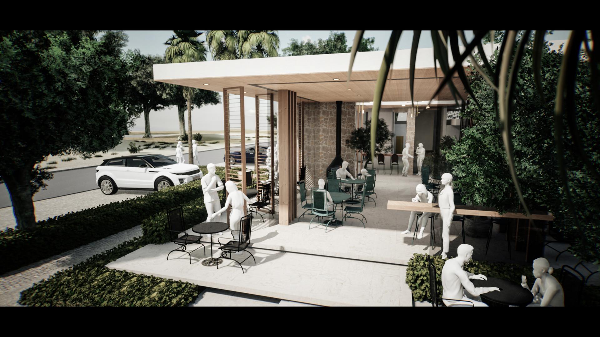 QP Courtyard Pavilion 1